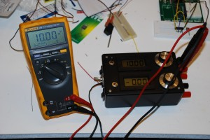Finally!  My own dual-output variable power supply!